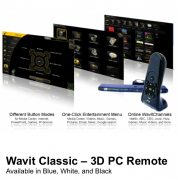 Wavit Classic: 3D PC Remote