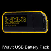 iWavit USB Battery Pack