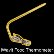 iWavit Food Thermometer